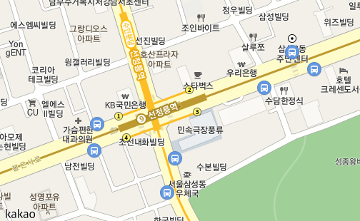 mapservice?FORMAT=PNG&SCALE=2.5&MX=509791&MY=1114133&S=0&IW=504&IH=310&LANG=0&COORDSTM=WCONGNAMUL&logo=kakao_logo